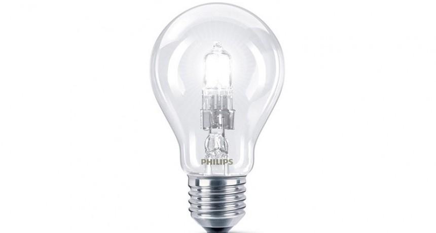La venta de lámparas halógenas estará prohibida desde diciembre del año próximo