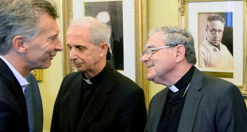 Mauricio Macri recibirá a la cúpula de la Iglesia católica el jueves