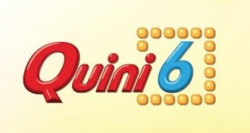 El Quini 6 sortea 139 millones de pesos esta noche