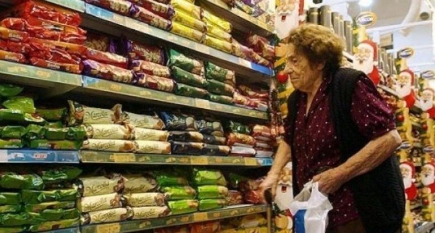 La canasta básica para jubilados aumentó 10 por ciento en noviembre