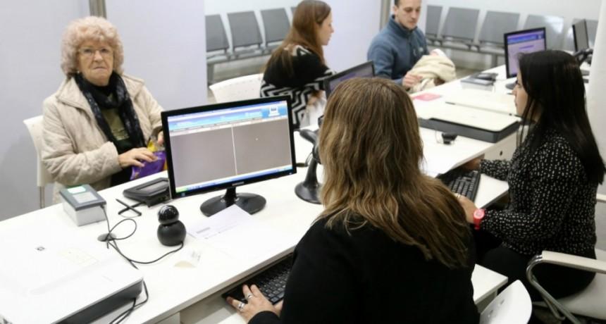 El Registro Civil cambia sus horarios de atención durante enero