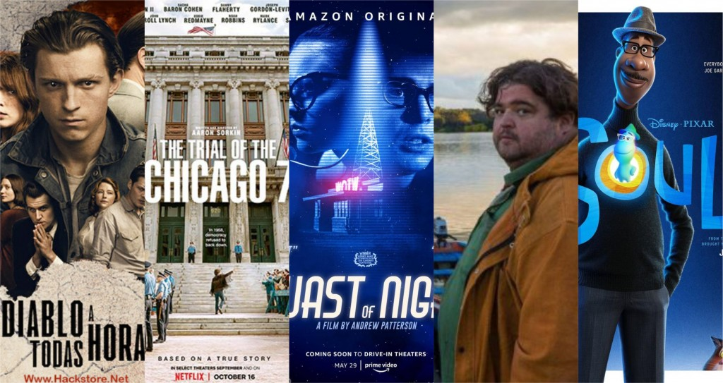 Lo mejor y lo peor del 2020 en películas y series
